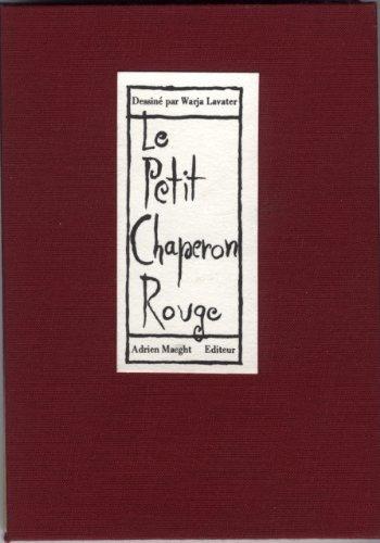 9782743447182: Le Petit Chaperon Rouge