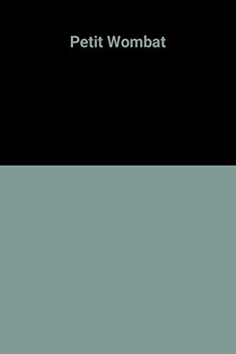 9782743458225: Petit Wombat