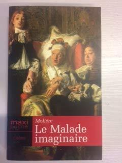 9782743462079: Le malade imaginaire (Maxi-poche théâtre)