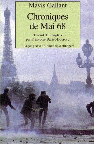 9782743603489: Chroniques de Mai 68
