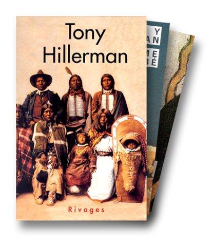 9782743607067: Tony Hillerman : Le coyotte attend - Les clowns sacrés - Un homme est tombé, coffret 3 volumes