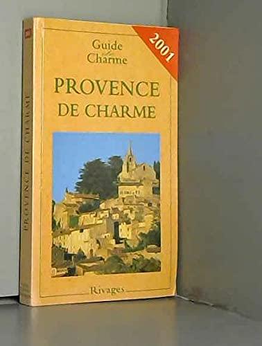 Provence de charme 2001: n/a