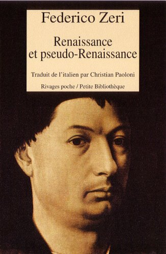 9782743608552: Renaissance et pseudo-renaissance