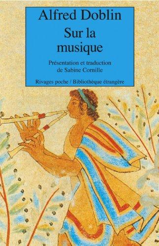 9782743609818: Sur la musique