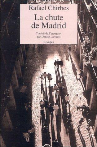 9782743610692: La Chute de Madrid