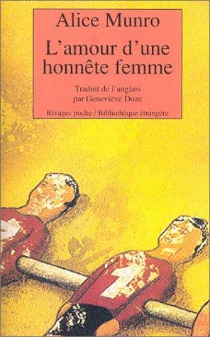 9782743610890: L'Amour d'une honn�te femme