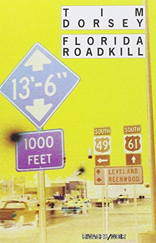 9782743611200: Florida Roadkill