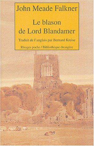9782743612597: Le Blason de Lord Blandamer