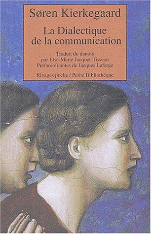 9782743612825: La Dialectique de la communication (French Edition)