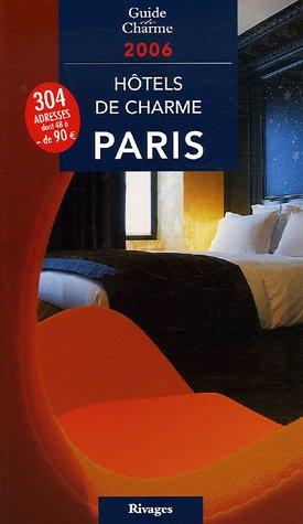 9782743615000: H�tels de charme � Paris