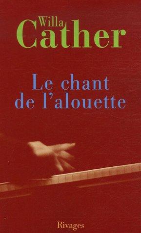 9782743616403: Chant de l'alouette (Le)