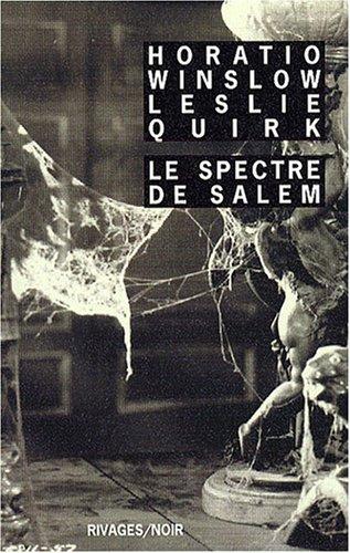 9782743617257: Le Spectre de Salem