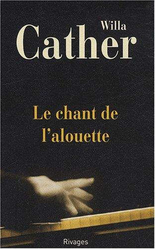 9782743618285: Le chant de l'alouette (French Edition)