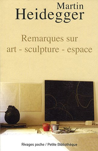 9782743619114: Remarques sur art-sculpture-espace (French Edition)