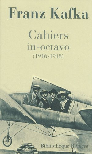 9782743619954: Cahiers In-Octavo