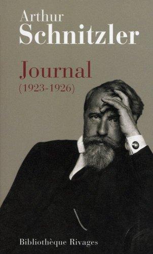 9782743620295: Journal (1923-1926) : suivi de Lettres