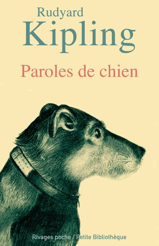 9782743621117: Paroles de chien (PR.RI.PF.L.ETR.)