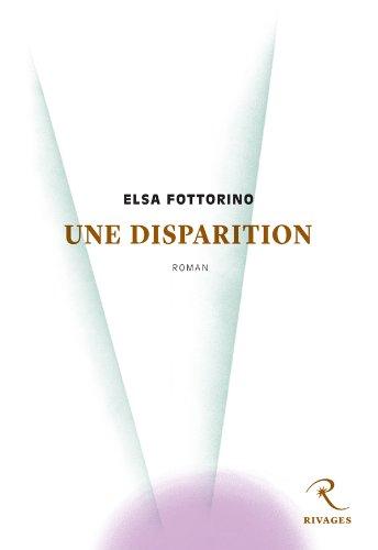 9782743622947: Une disparition (French Edition)