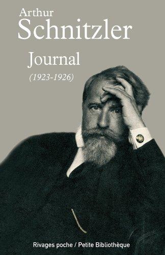 9782743624200: Journal (1923-1926) suivi de Lettres