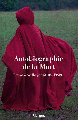 9782743624422: Autobiographie de la mort