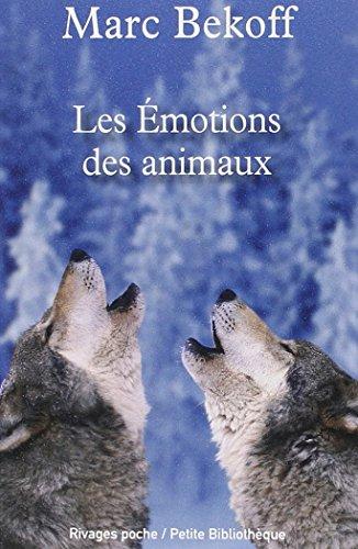 9782743624439: Les émotions des animaux