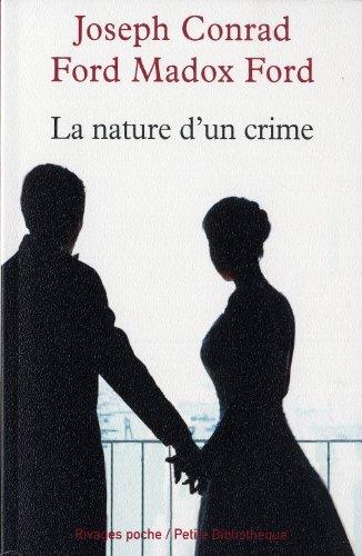 9782743624859: La nature d'un crime
