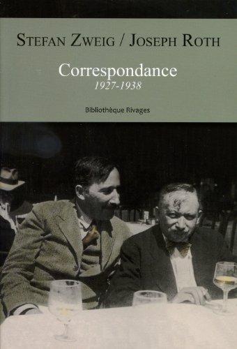 CORRESPONDANCE 1927-1938: ZWEIG S ROTH J