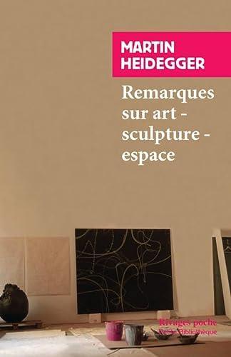 9782743631864: Remarques sur art - sculpture - espace