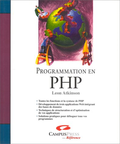 9782744007712: CAMPUSPRESS REFERENCE PROGRAMMATION EN PHP