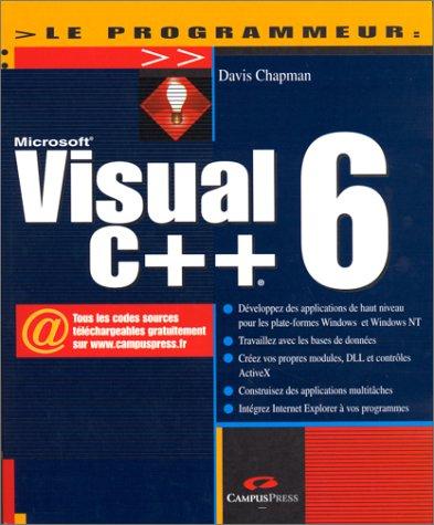 9782744008948: Visual C++ 6