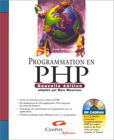 9782744009235: Programmation en PHP