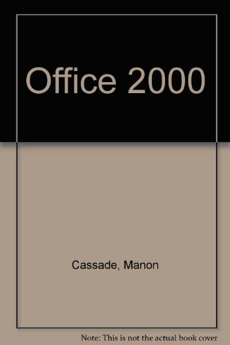 Office 2000: n/a