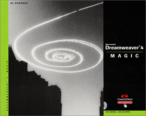 9782744012129: Dreamweaver 4 magic