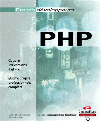 9782744014352: PHP 4