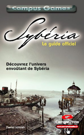 9782744014581: Sybéria, Le guide officiel