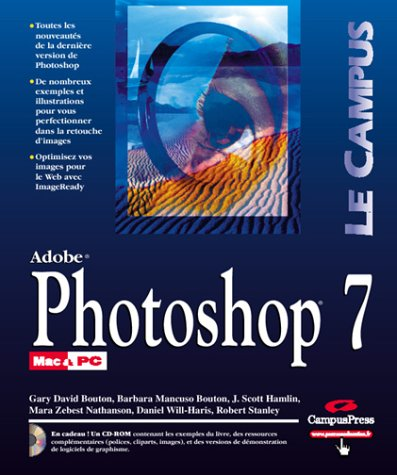9782744014772: Photoshop 7 (avec CD-Rom)