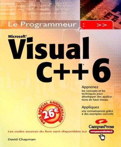 9782744015571: Visual C++ 6