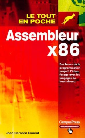 9782744015649: Assembleur x86