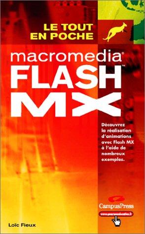 9782744015861: Flash MX