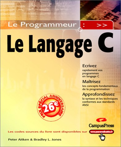 9782744015885: Le langage C