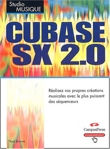 Cubase SX 2.0 (PC / Mac): Brown, Thad