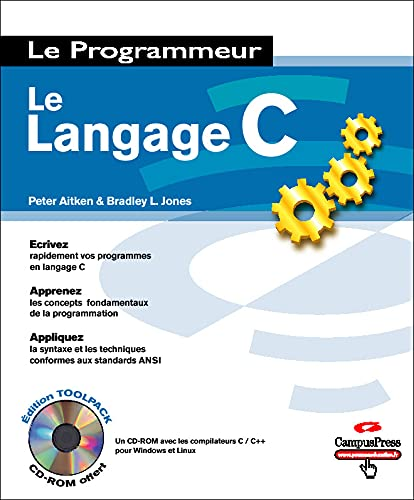 9782744017940: Le Langage C (1Cédérom)