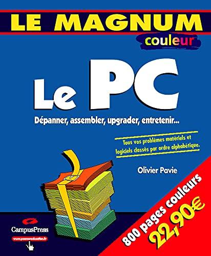 9782744019258: Le PC : Le Magnum Couleur