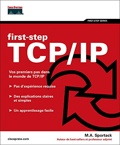 9782744019302: First Step : TCP/IP