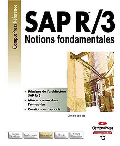 9782744019494: SAP R/3 : Notions fondamentales
