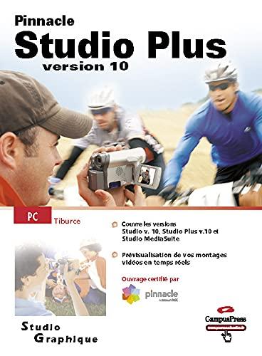 9782744020278: Pinnacle studio plus V.10 (Studio Graphique)