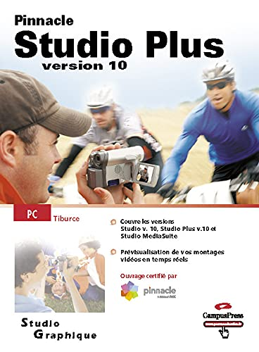 9782744020278: Pinnacle Studio 10 - Guide officiel