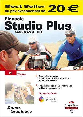 9782744021169: Pinnacle Studio Plus: version 10