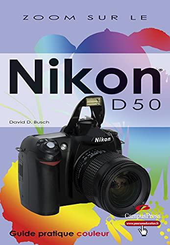 9782744021411: Nikon D50