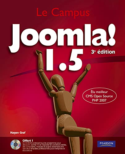 9782744022517: Joomla 1.5